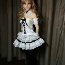 Реалистичная секс кукла Латифа
