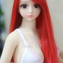 Реалистичная секс кукла Келли