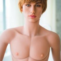 Реалистичная секс кукла Алекс