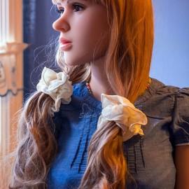 Реалистичная секс кукла Анжелика