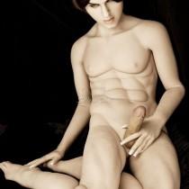Реалистичная секс кукла Адам