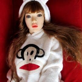 Реалистичная секс кукла Диана