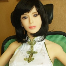 Реалистичная секс кукла Адель