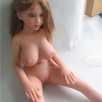 Реалистичная секс кукла Элеонора