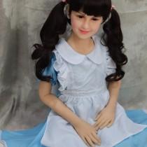 Реалистичная секс кукла Русалина