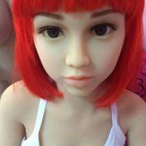 Реалистичная секс кукла Стефани