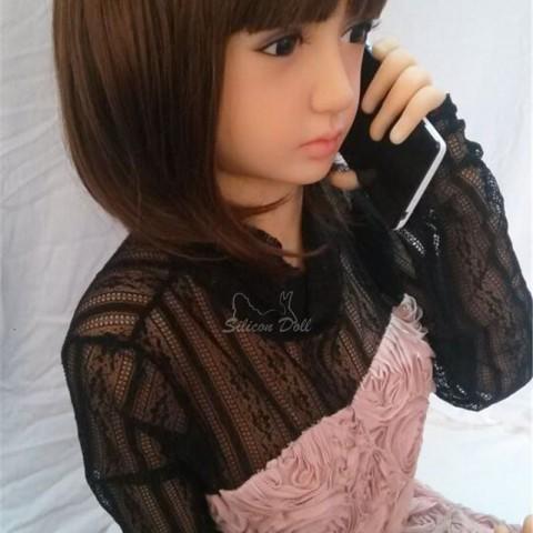 Реалистичная секс кукла Аннита
