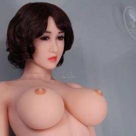 Реалистичная секс кукла Долорес