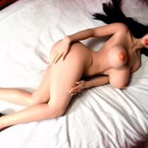 Реалистичная секс кукла Эльмира