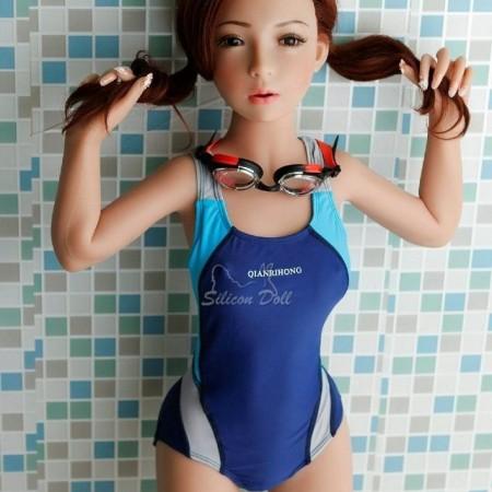 Реалистичная секс кукла Этэль с голосом и подогревом