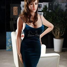 Реалистичная секс кукла Элисия с голосом и подогревом