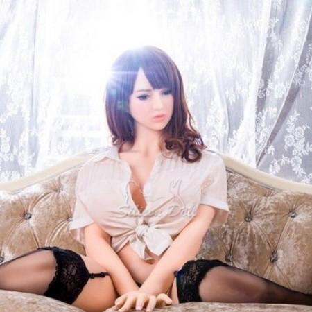 Реалистичная секс кукла Асселина с голосом и подогревом