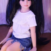Реалистичная секс кукла Доминика