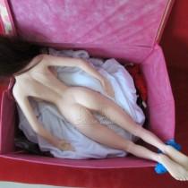 Реалистичная секс кукла Мари