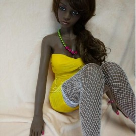 Реалистичная секс кукла Имани