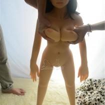 Реалистичная секс кукла Натэлла