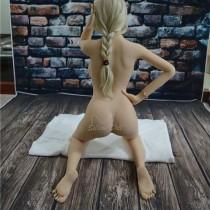 Реалистичная секс кукла Генриетта