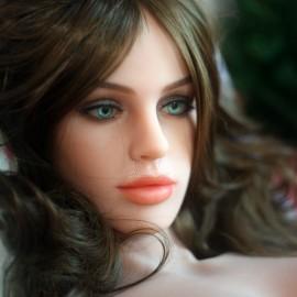 Реалистичная секс кукла Вероника