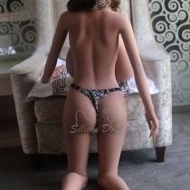 Реалистичная секс кукла Лейла