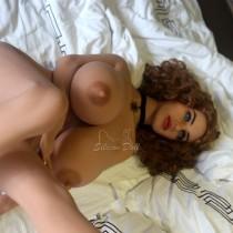Реалистичная секс кукла Дебора